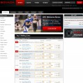 Here, you can bet on football. This is the Bovada Sportsbook Football Lines page.