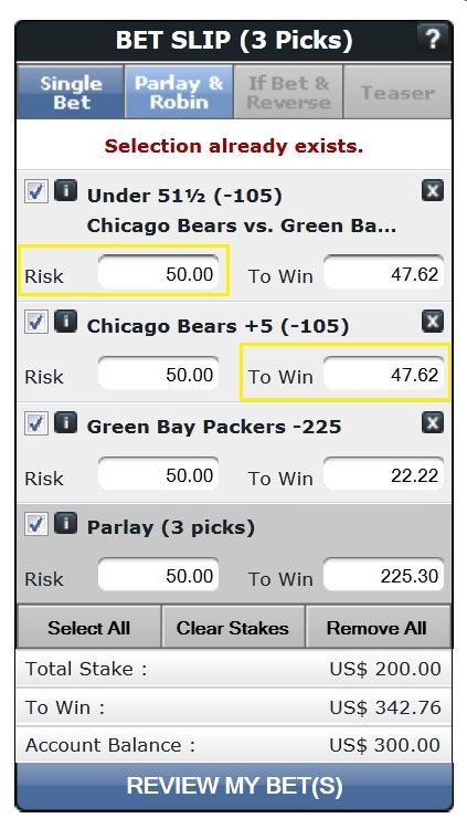 how much does a 7 team parlay pay stub