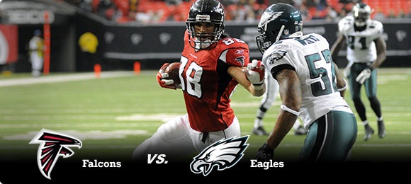Week 1 matchup: Philadelphia Eagles at Atlanta Falcons