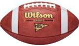 college ncaa football ball