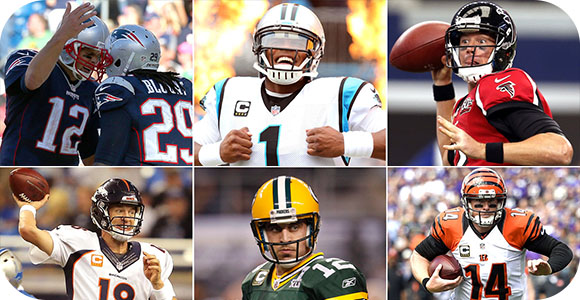 NFL Week 5 undefeated football teams