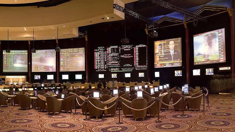 Largest-Sportsbooks