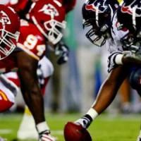 betting Chiefs at Texans